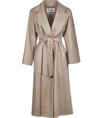 max mara oversized belted coat