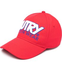 autry embroidered cotton baseball cap