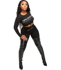 akira official erica banks two shots buss it tee