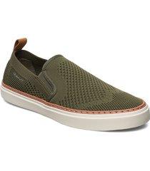 prepville slip-on shoes sneakers grön gant