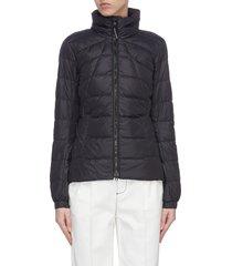 'abbott' stand collar puffer jacket