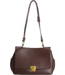 melie bianco women's erica medium shoulder bag