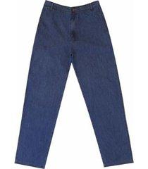 calça pau a pique masculina jeans masculina