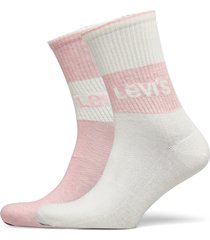 levis unisex sustainable regular cu underwear socks regular socks rosa levi´s