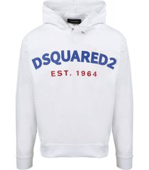 dsquared2 cracked hoodie