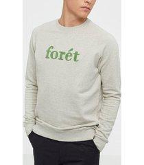 forét spruce sweatshirt tröjor oatmeal