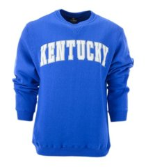 top of the world kentucky wildcats men's premium fleece crew sweatshirt
