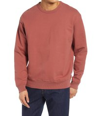 ag arc sweatshirt, size x-large in canyon clay at nordstrom