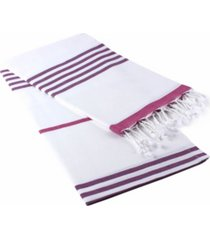enchante home okyanus pestemal fouta turkish cotton beach towel bedding
