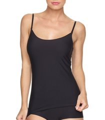 women's commando butter camisole, size x-large - black