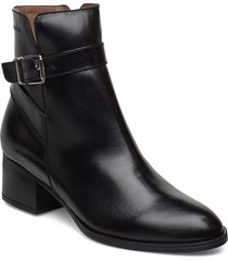 g-5105 shoes boots ankle boots ankle boots with heel svart wonders