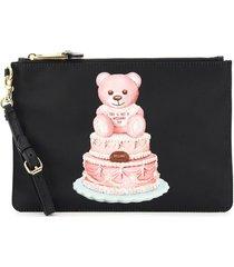 pouch cake teddy bear