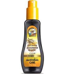 spray gel bronzeador australian gold dark tanning accelerator 125ml