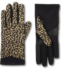 isotoner signature women's water repellant touchscreen gloves