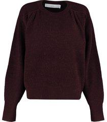 iro wool-blend crew-neck sweater