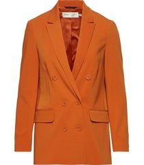 abra blazer blazer colbert oranje inwear