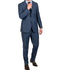 traje formal executive azul trial