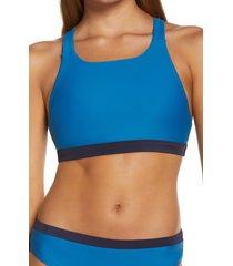 women's sweaty betty harlyn keyhole racerback bikini top