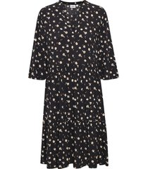 bellis dress flower print