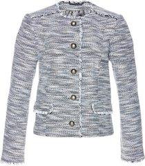 blazer bouclé (blu) - bpc selection premium