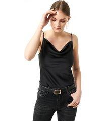 blouse jimmy sanders 19sshtw53024black blouse