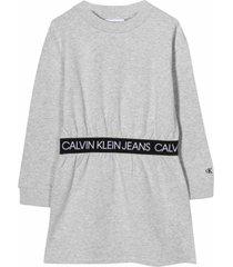 calvin klein sweatshirt model dress