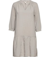 chaniapw dr jurk knielengte grijs part two