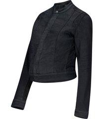 jeansjacka lynn slim denim jacket