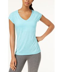 ideology rapidry heathered performance t-shirt, created for macy's