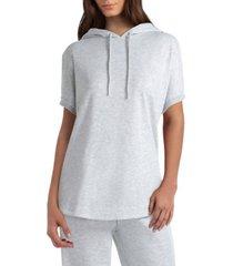 women's extend shoulder hoodie