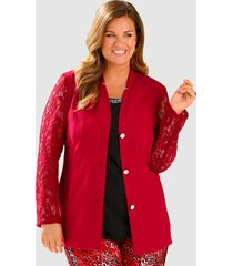 blazer m. collection rood