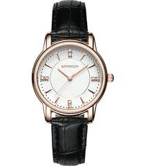 orologi da polso al quarzo impermeabili per orologi da donna