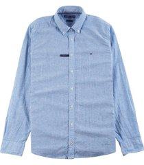 katoenen linnen shirt