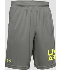 korte broek under armour tech wordmark shorts