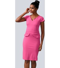 jurk alba moda pink