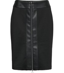 skirt medium length classic kort kjol svart betty barclay