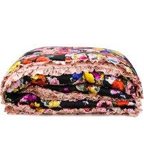 preen by thornton bregazzi manta com estampa floral - rosa