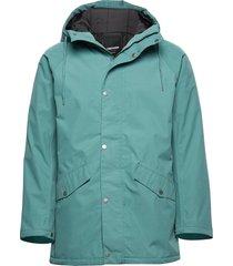 wings woven padded jacket parka jacka grön tretorn