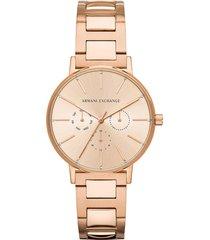 reloj armani exchange mujer ax5552