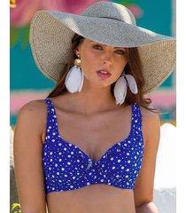 mini maxi underwire bikini top