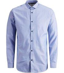 jack & jones overhemd licht blauw 12158304 cashmere -