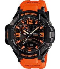 reloj g-shock modelo g-shock naranja hombre