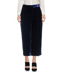 tibi 3/4-length shorts