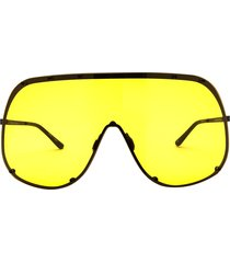 rick owens sunglasses