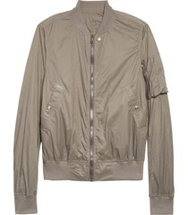 men's rick owens drkshdw flight jacket