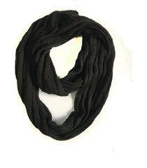 bufanda negra imagen optica