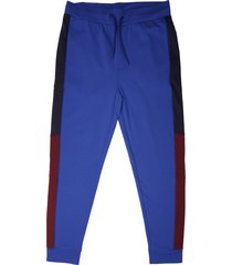 hugo devry track pants - blue 50405920