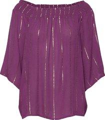 evan top blouses short-sleeved lila lollys laundry