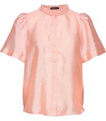 lin blouses short-sleeved stella nova