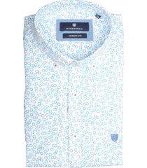 basefield casual korte mouw overhemd 219014278/601